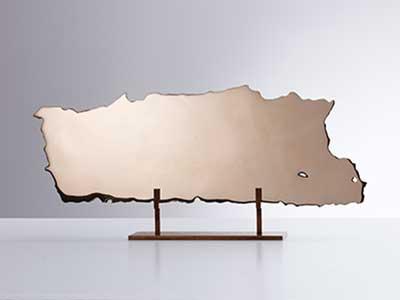 Elisabeth bruegger skulptur objekt for Spiegel aktuell